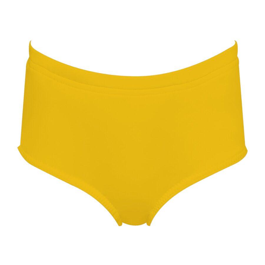 Divdaļīgais peldkostīms meitenītēm – biksītes